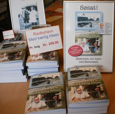 Bogen Rødbyhavn med kærlig hilsen