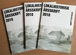 Salgssteder Årsskrift 2018