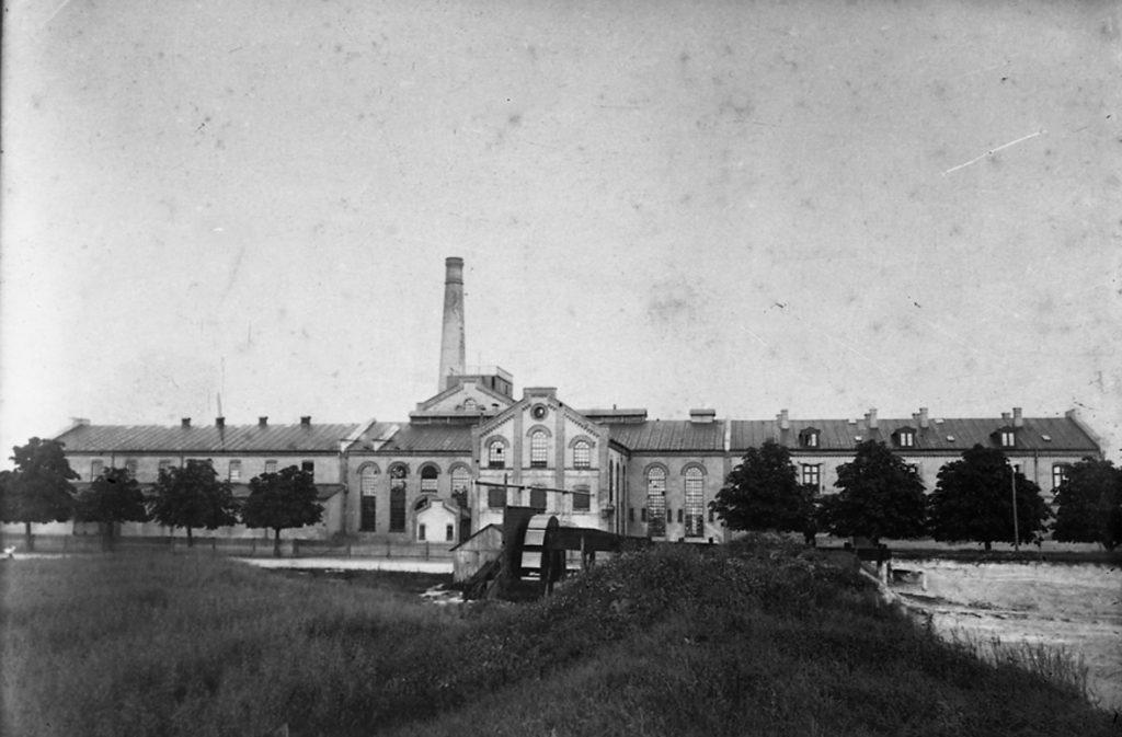 Fabrikken Lolland A/S 1900