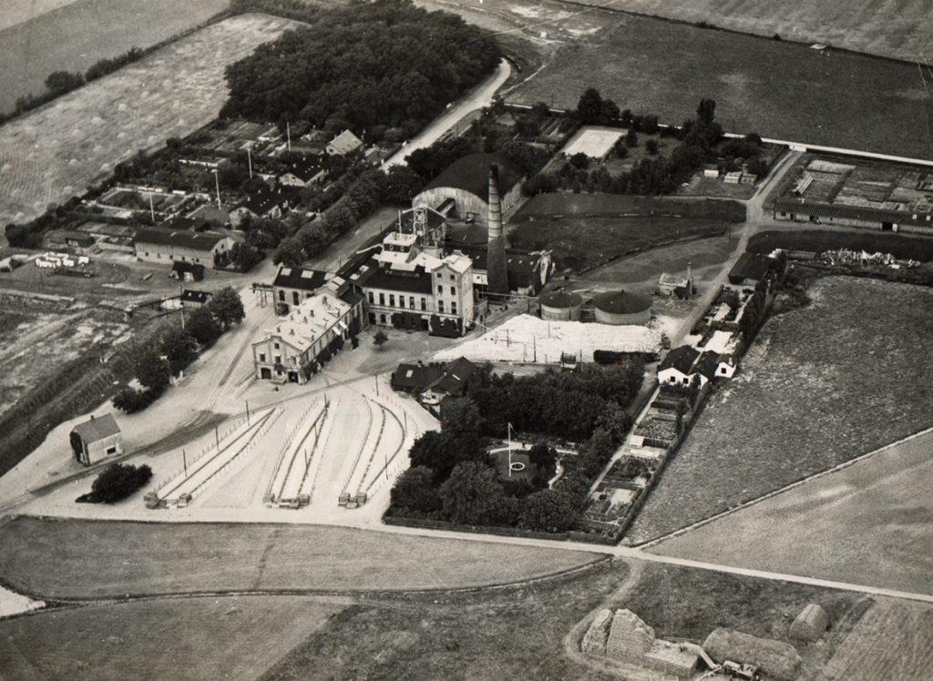 Højbygård Sukkerfabrik 1946