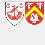 Rødby - Holeby logoer