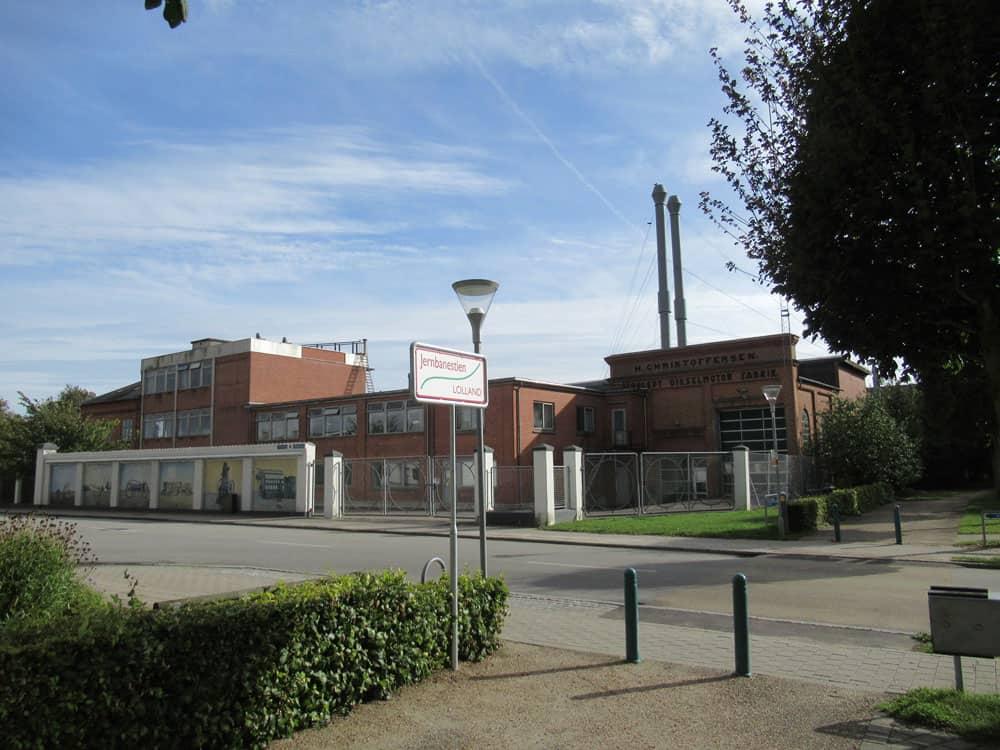 Erhvervspark Lolland - tidligere Holeby Diesel