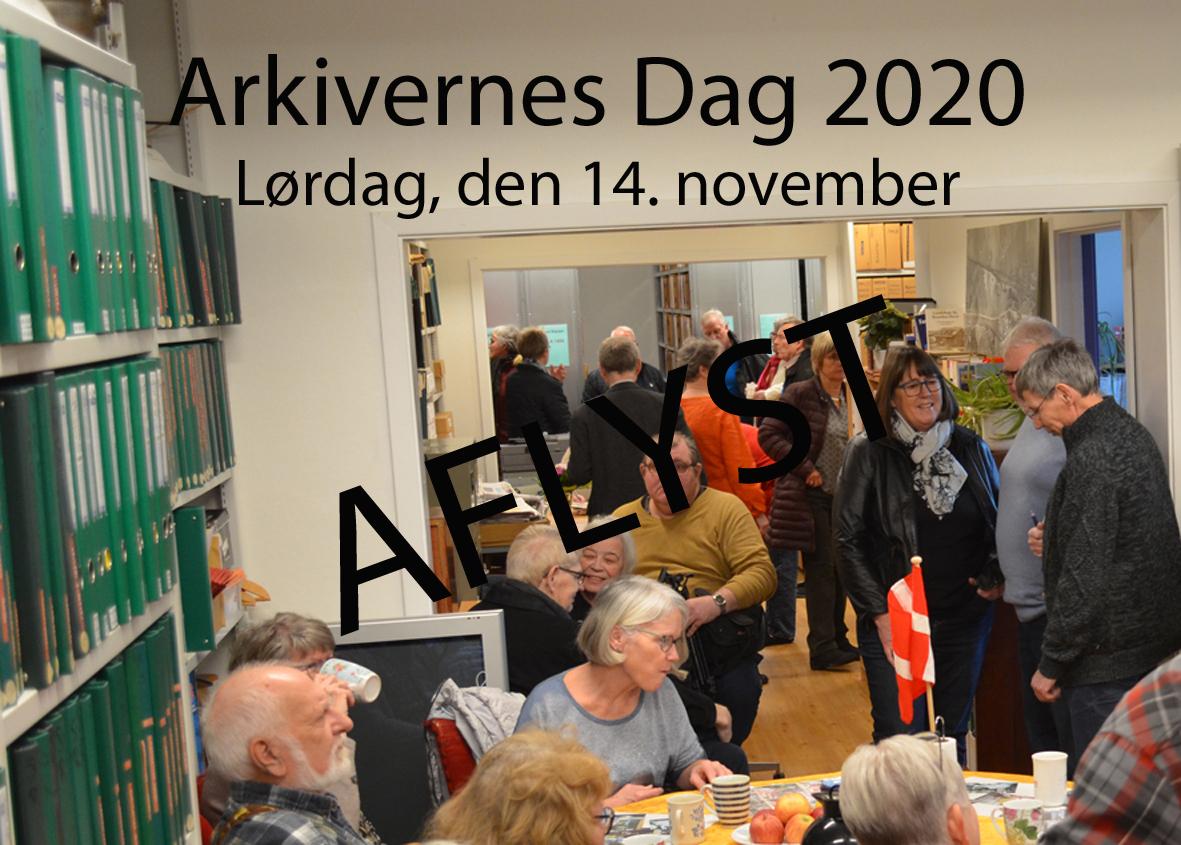Arkivernes Dag 2020