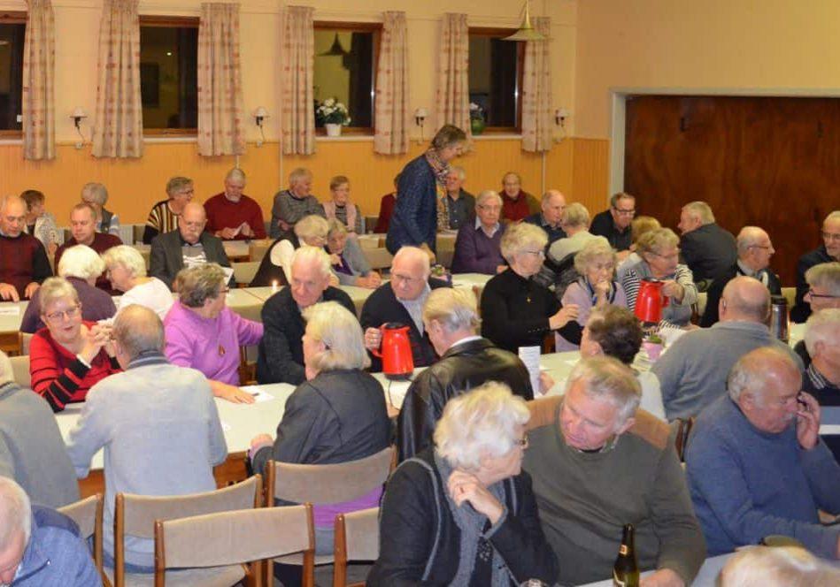 Årsmøde deltagere