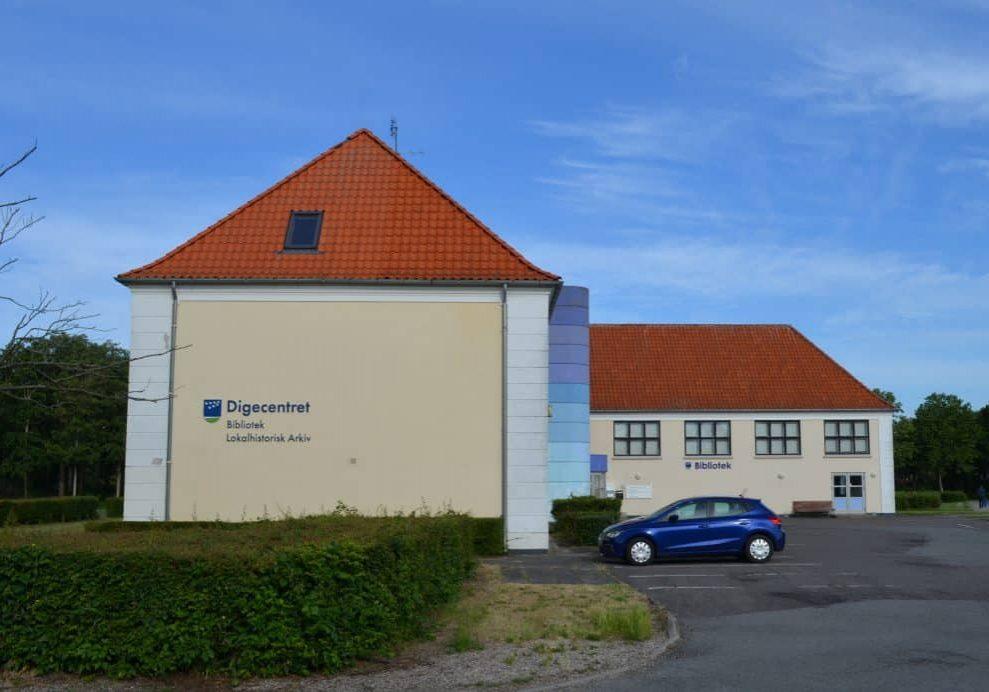 Digecentret i Rødbyhavn