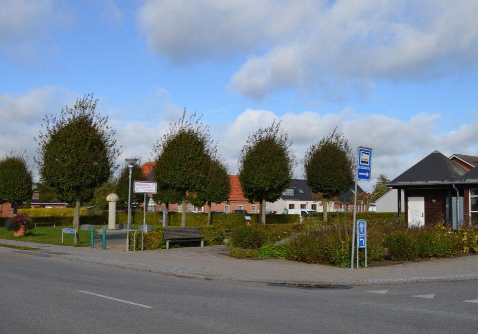Jernbanestien Lolland - Pit Stop Holeby